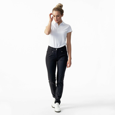 Daily Sports Black Lyric Trousers 32 Inch - Front Lifestyle