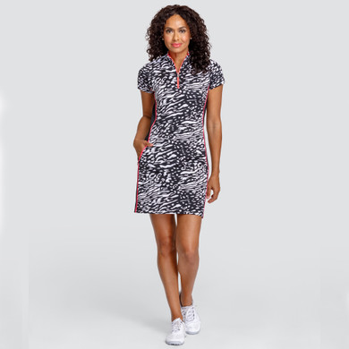 Tail Ladies Golf Lindy Short Sleeve Dress - Zanimal