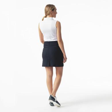 Daily Sports Magic Navy Skort Ladies Golf 45 CM - Rear Lifestyle