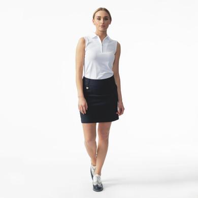 Daily Sports Magic Navy Skort Ladies Golf 45 CM - Front Lifestyle