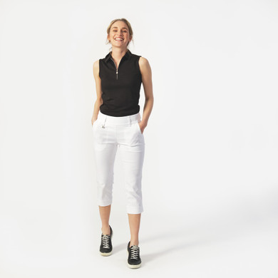 Daily Sports Magic White Capri Ladies Golf 78 CM - Front Lifestyle