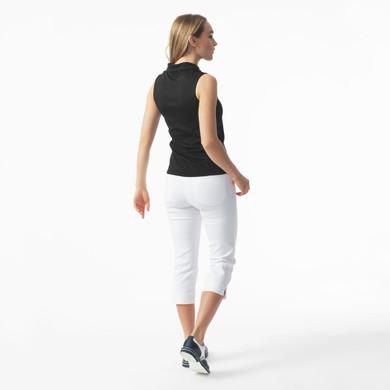 Daily Sports Magic White Capri Ladies Golf 78 CM - Front Lifestyle 2