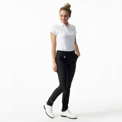 Daily Sports Magic Black 32 Inch Trouser Ladies Golf - Front Lifestyle