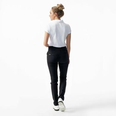 Daily Sports Magic Black 32 Inch Trouser Ladies Golf - Rear Lifestyle