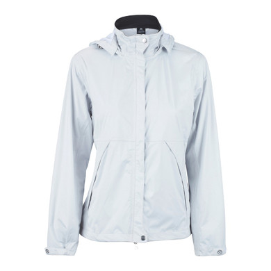 Daily Sports Merion Waterproof Jacket Pearl - Front