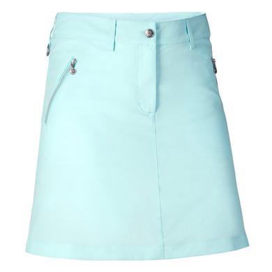 Daily Sports Lorrette Azul Blue Ladies Golf Skort 45 CM - Front