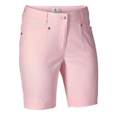 Daily Sports Lyric Pink Shorts Ladies Golf 48 CM - Front