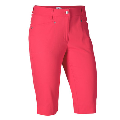 Daily Sports Knee Lengh Lyric City Golf Shorts 62 CM Sangaria Red - Front