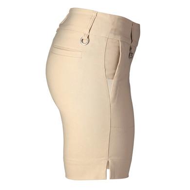 Daily Sports Magic Beige Shorts Ladies Golf 44 CM - Side