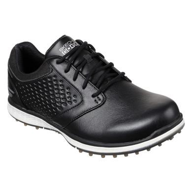 Skechers Ladies Go Golf Elite 3 Deluxe Waterproof Golf Shoes - Black