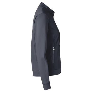 Daily Sports Break Jacket Long Sleeve Navy - Side