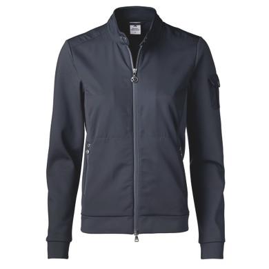 Daily Sports Break Jacket Long Sleeve Navy - Front
