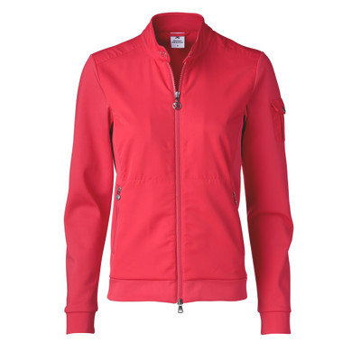 Daily Sports Break Jacket Long Sleeve Red - Front