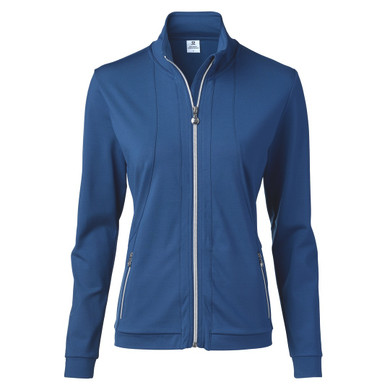 Daily Sports Biarritz Jacket Long Sleeve Night Blue - Front