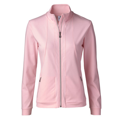 Daily Sports Biarritz Jacket Long Sleeve Pink - Front