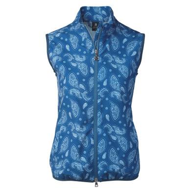 Daily Sports Pammy Vest Sleeveless Night Blue - Front