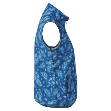 Daily Sports Pammy Vest Sleeveless Night Blue - Side