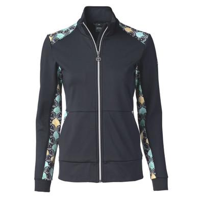 Daily Sports Fia Jacket Long Sleeve Navy - Front