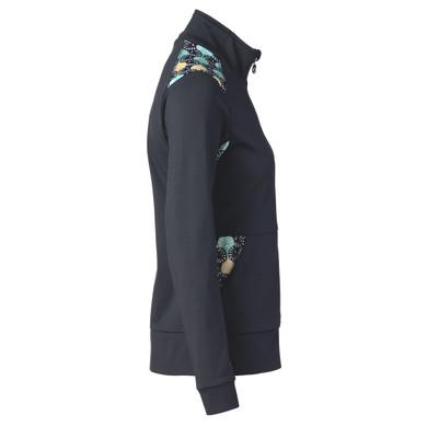 Daily Sports Fia Jacket Long Sleeve Navy - Side