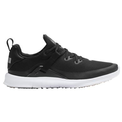 Puma Ladies Laguna Fusion Sport Spikeless Golf Shoes- Black
