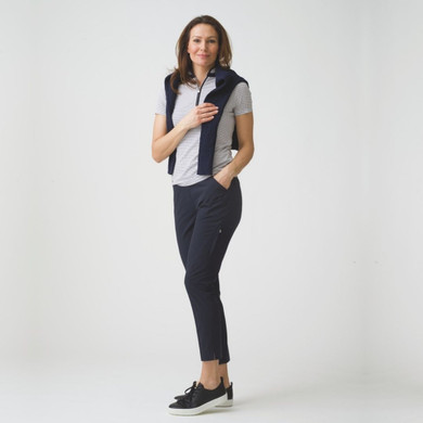 Daily Sports Madelene Jumper Navy - Front Lifestyle 2