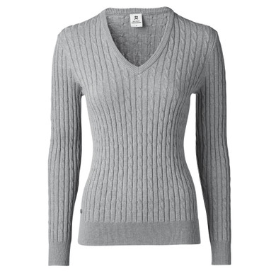 Daily Sports Madelene Jumper Grey - Front