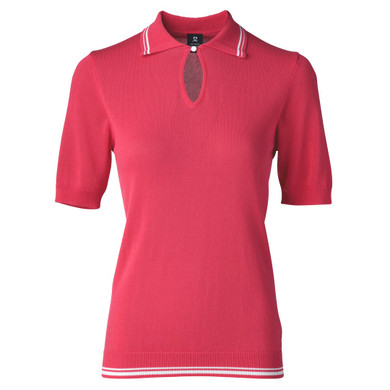 Daily Sports Elin 1/2 Sleeve Jumper Red - Front