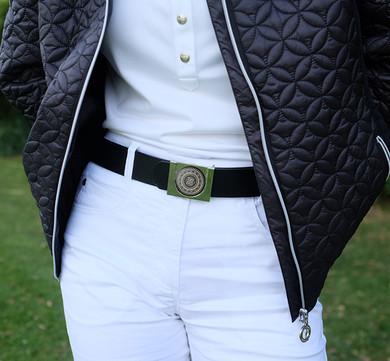 Black Ball Marker Belt