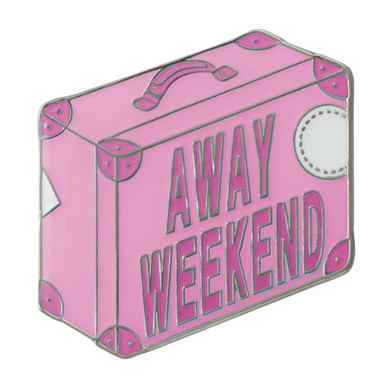 Away Weekend Golf Ball Marker