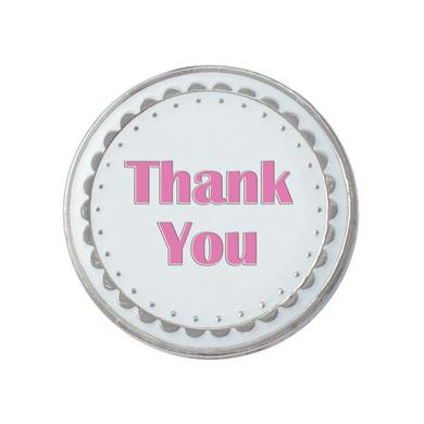 Thank You Golf Ball Marker
