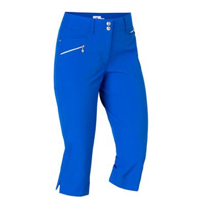 Daily Sports Miracle Pro Stretch Capri - Ultra Blue