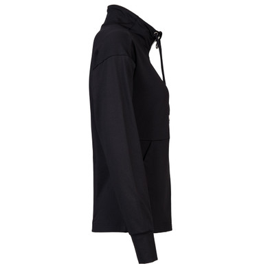 Daily Sports Eagle Full Zip Mid Layer - Black