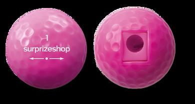 Golf Ball Pencil Sharpener- Pink