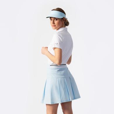 Daily Sports Anglea Pull On Skort 45 CM - Blue Breeze