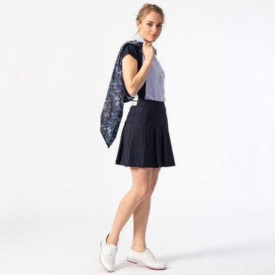 Daily Sports Anglea Pull On Skort 45 CM - Navy
