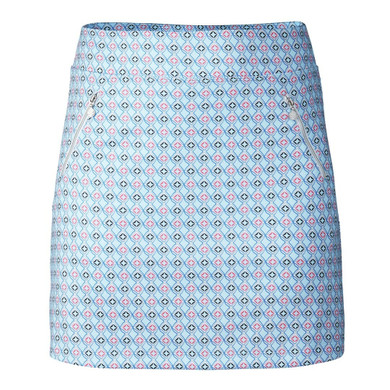 Daily Sports Sue Pull On Skort 50 CM - Blue Breeze