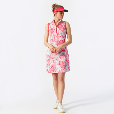 Daily Sports Adelina Sleeveless Dress- Fruit Punch