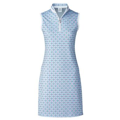 Daily Sports Sue Sleeveless Dress- Blue Breeze