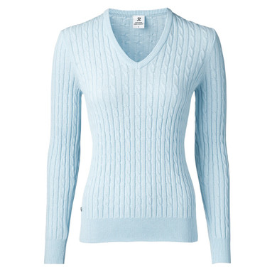 Daily Sports Ladies Madeline Pullover- Blue Breeze