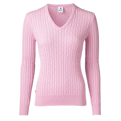 Daily Sports Ladies Madeline Pullover- Lipstick