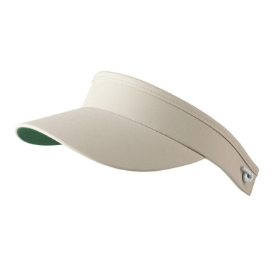 Daily Sports Ladies Marina Telephone Wire Visor - Sand