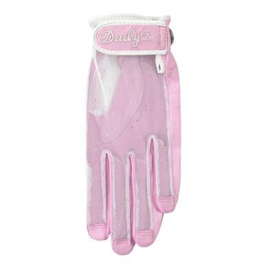 Daily Sports Ladies Left Hand Sun Glove - Lipstick