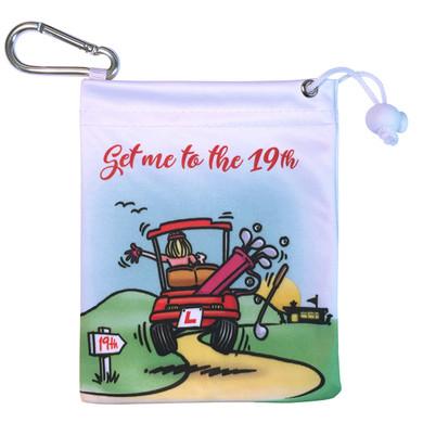 Boozy Suzy Ladies Golf Tee & Accessory Bag