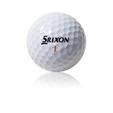 Srixon Distance Golf Balls - White (12 Pack)