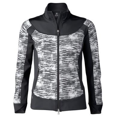 Daily Sports Zebramix Full Zip Jacket- Zebra