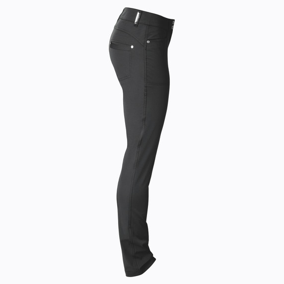 Daily Sports Womens Golf Trousers Miracle 29 Inch Black - Side