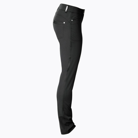Daily Sports Womens Golf Trousers Miracle 32 Inch Black - Side