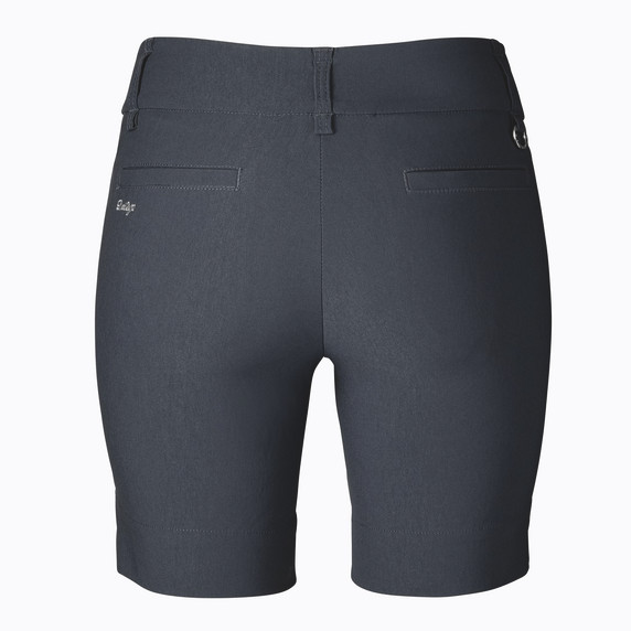 Daily Sports Magic Navy Shorts Ladies Golf 44 CM - Rear