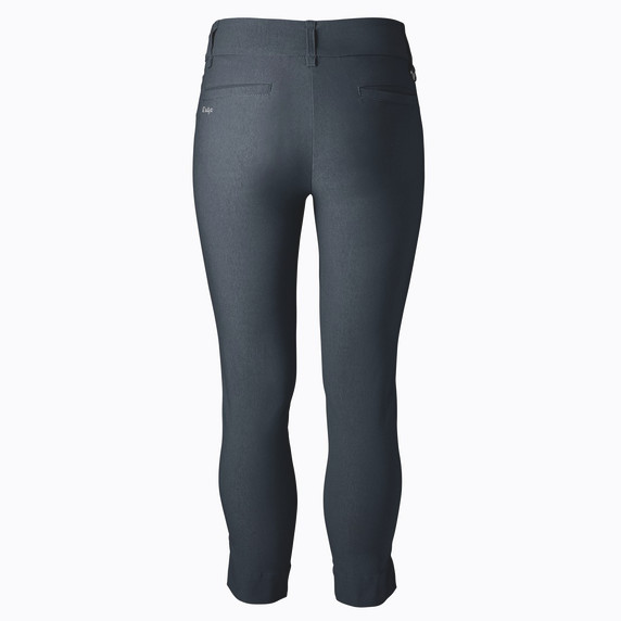 Daily Sports Magic Navy Ankle Trouser Ladies Golf 94 CM - Rear
