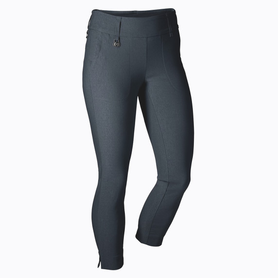 Daily Sports Magic Navy Ankle Trouser Ladies Golf 94 CM - Front